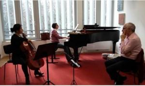 ウィーン春期国際音楽マスター1