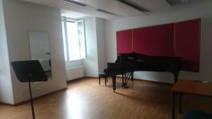 ザルツ 3F練習室