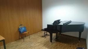 ザルツ B1練習室